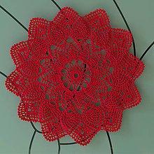 """Úžitkový textil - Čipka """"Rose"""" - 9467298_"""