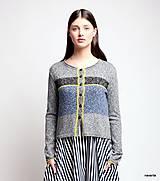 Svetre/Pulóvre - svetr Cobra z organické bavlny - 9467105_