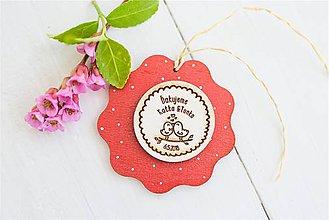 Darčeky pre svadobčanov - Spomienkový  DARČEK pre svadobčanov - 9468400_
