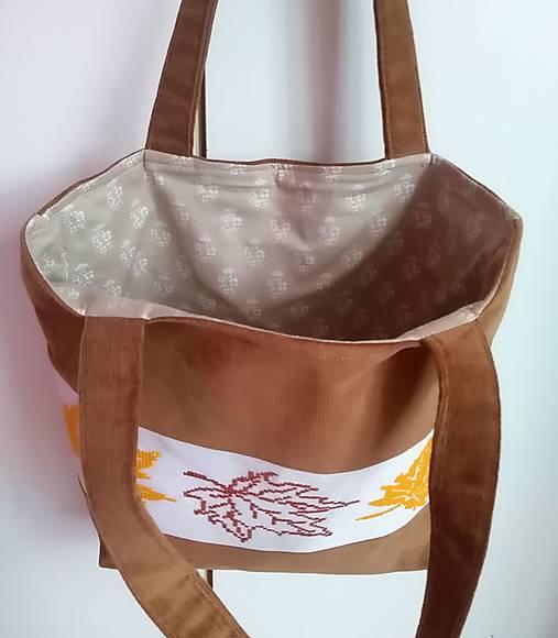 Menčestrová taška s výšivkou   ODMARUSKY - SAShE.sk - Handmade Kabelky 43784330784
