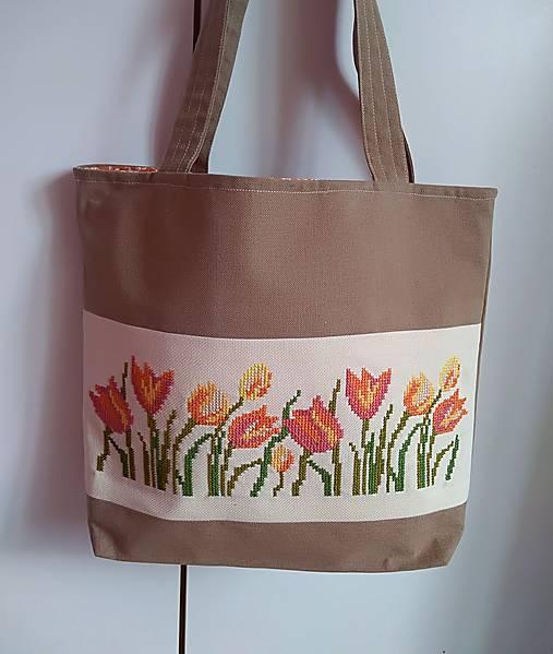 Plátenná taška s výšivkou   ODMARUSKY - SAShE.sk - Handmade Kabelky 97c63b3d46a