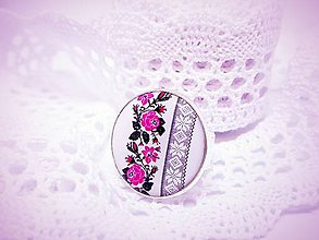 Prstene - Prsteň Lotar - 9469338_