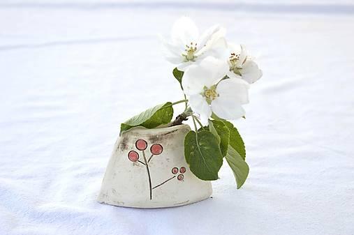 Mini keramická vázička