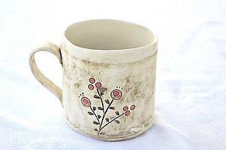 Nádoby - Keramický pohár - 9468114_