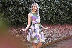 Šaty - Růže - 9468171_