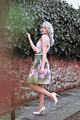 Šaty - Růže - 9468175_