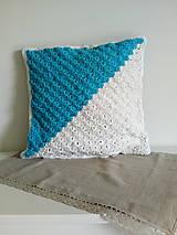 Úžitkový textil - Vankúšik so psíkom - 9472301_
