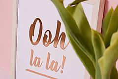 Grafika - Ooh la la! - 9472333_