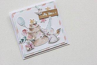 Papiernictvo - Pohľadnica - Pre teba - 9470546_