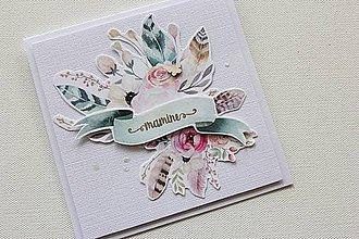 Papiernictvo - Pohľadnica - mamine - 9470559_
