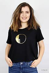 Tričká - Dámske tričko IO15 - 9471770_