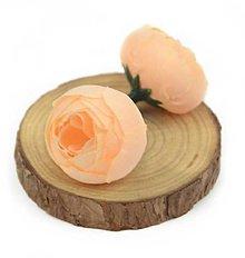 Iný materiál - 54. Čajovníkové kvety, hustý lupienok - 1ks - 9475585_