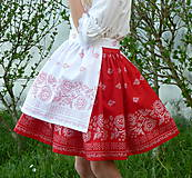 - Zásterka Bordúra Folk  - 9474163_