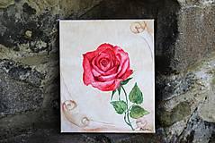 Obrazy - Ruža - 9474988_