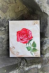 Obrazy - Ruža - 9475017_