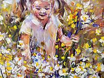 Obrazy - Čistá radosť - 9474809_