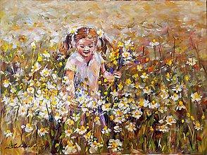 Obrazy - Čistá radosť - 9474805_