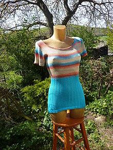 Topy - Bambusové tričko - 9475907_