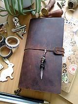Kľúčenky - Prívesky v čiernom II - 9474430_