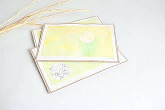 Papiernictvo - Púpavová...pohľadnica - 9479223_