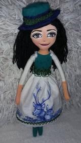 Hračky - Personalizovaná bábika Monika - 9477289_