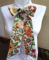 Šály - Mama víla-hodvábna maľovaná dámska viazanka - 9478799_