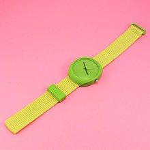 Náramky - Designové hodinky duha green - 9476976_