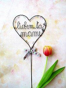 Dekorácie - pre Vašu mamu - 9477761_