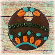 Náhrdelníky - Ornamentový prívesok pre Teba :) - 9479165_