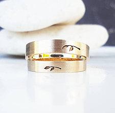 Prstene - Obrúčky herbár - 9483000_