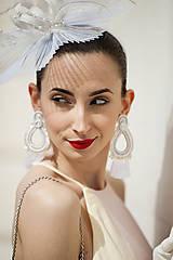 Náušnice - Svadobné náušnice 2018 - 9481783_