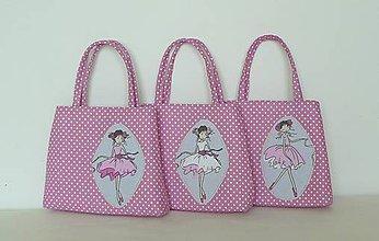 Detské tašky - Detská kabelka do ruky č.5 - 9481168_
