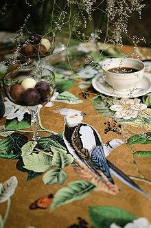 Úžitkový textil - Jungle stolovanie - hnedá - 9483734_