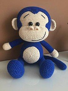 Hračky - opičiak MAX - 9481730_