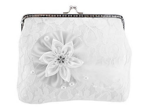 b8a40dd337 Svadobná bielá kabelka - kabelka pre nevestu 1T5   svadba-nevesta ...