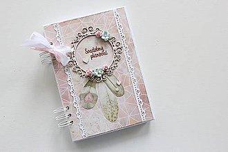 Papiernictvo - Svadobný plánovač - 9481007_