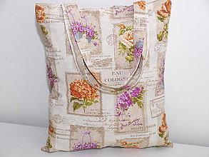 Nákupné tašky - ...vintage... - 9480336_