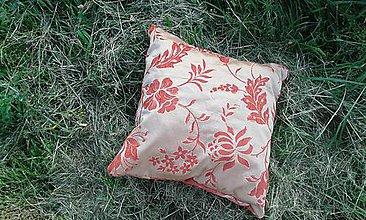 Úžitkový textil - Dekoračný vankúš - 9485575_