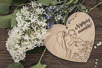 Dekorácie - Deň matiek_poďakovanie 5 - 9484146_