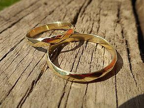 Prstene - Obrúčky