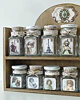 Nádoby - Dózičky z vintage poličky - 9486058_