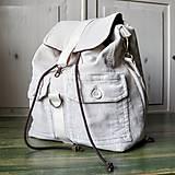 Batohy - Menčestrový ruksak - 9483929_