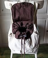 Batohy - Menčestrový ruksak - 9483947_