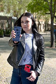 Na mobil - Kryt s motívom - Čičmany 5 pre Apple, Huawei a Samsung - 9484312_