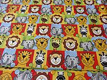 Textil - Detské látky - 9484812_