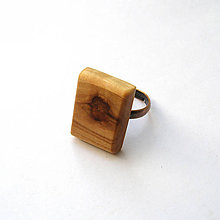 Prstene - Topoľový kalus - 9484022_