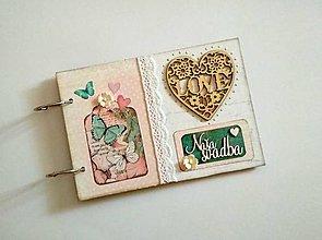 Papiernictvo - Svadobný album - 9487788_