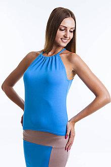Tielka - Summer top - turquoise (R024) - 9491286_