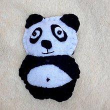 Odznaky/Brošne - Panda Vanda - 9490836_