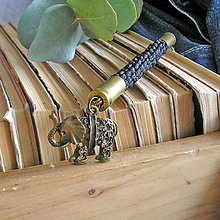 Kľúčenky - prívesok Slon - 9491143_